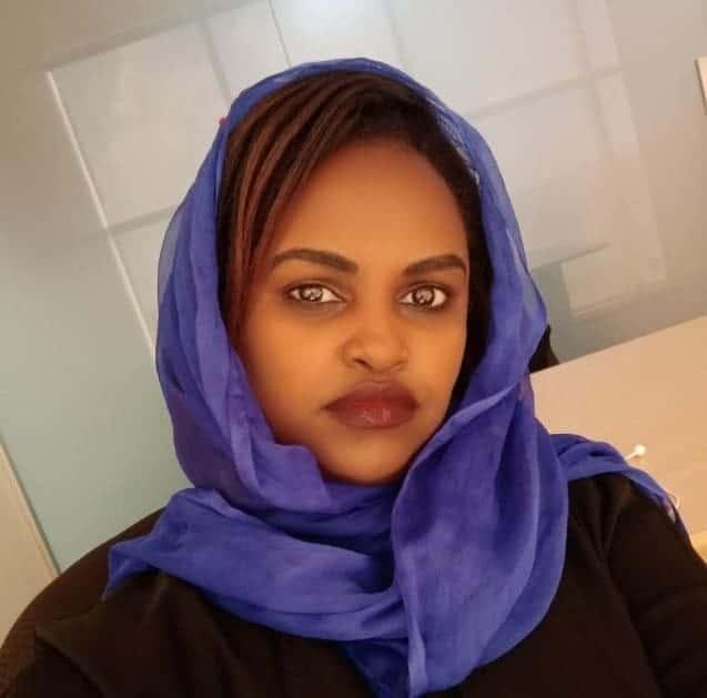 Sarafina Kamal at CIC
